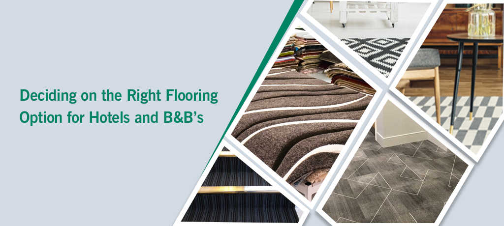 Deciding on the Right Flooring Option for Hotels and B&B's